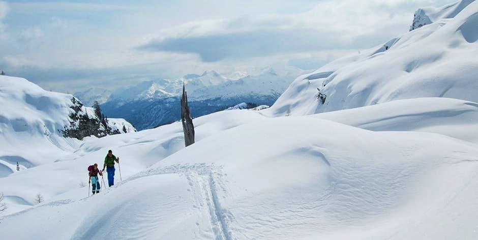Ski de randonne en Slovenie