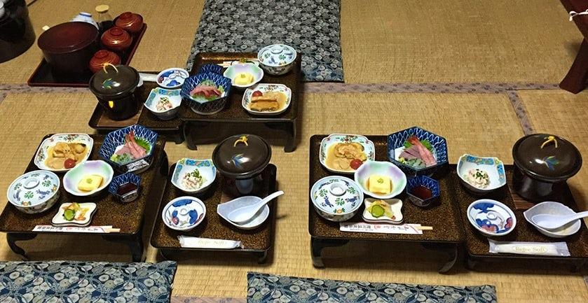 Ski trip to Japan - Fine cuisine