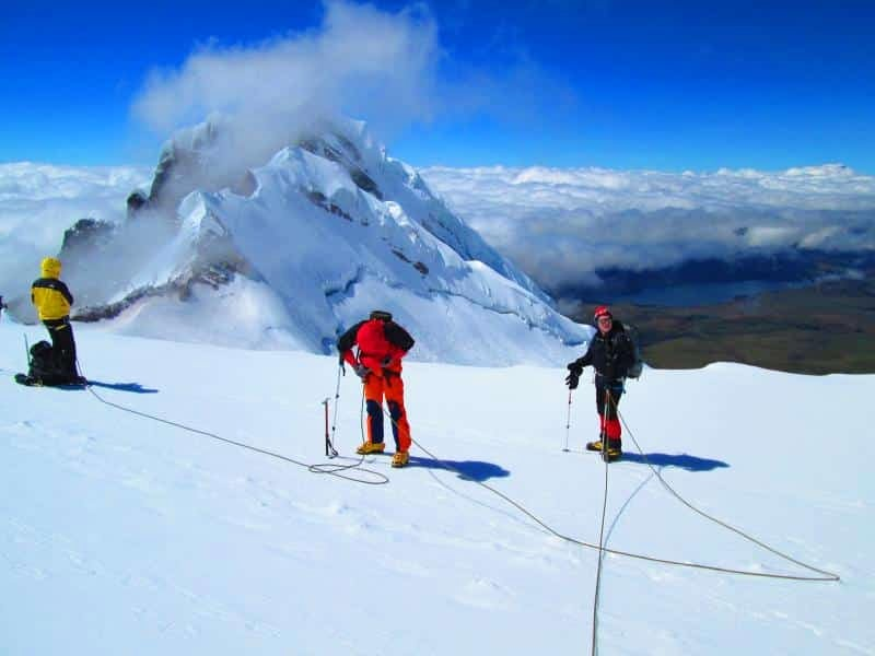 top-5-volcanoes-to-climb-in-ecuador-chimborazo-ascent