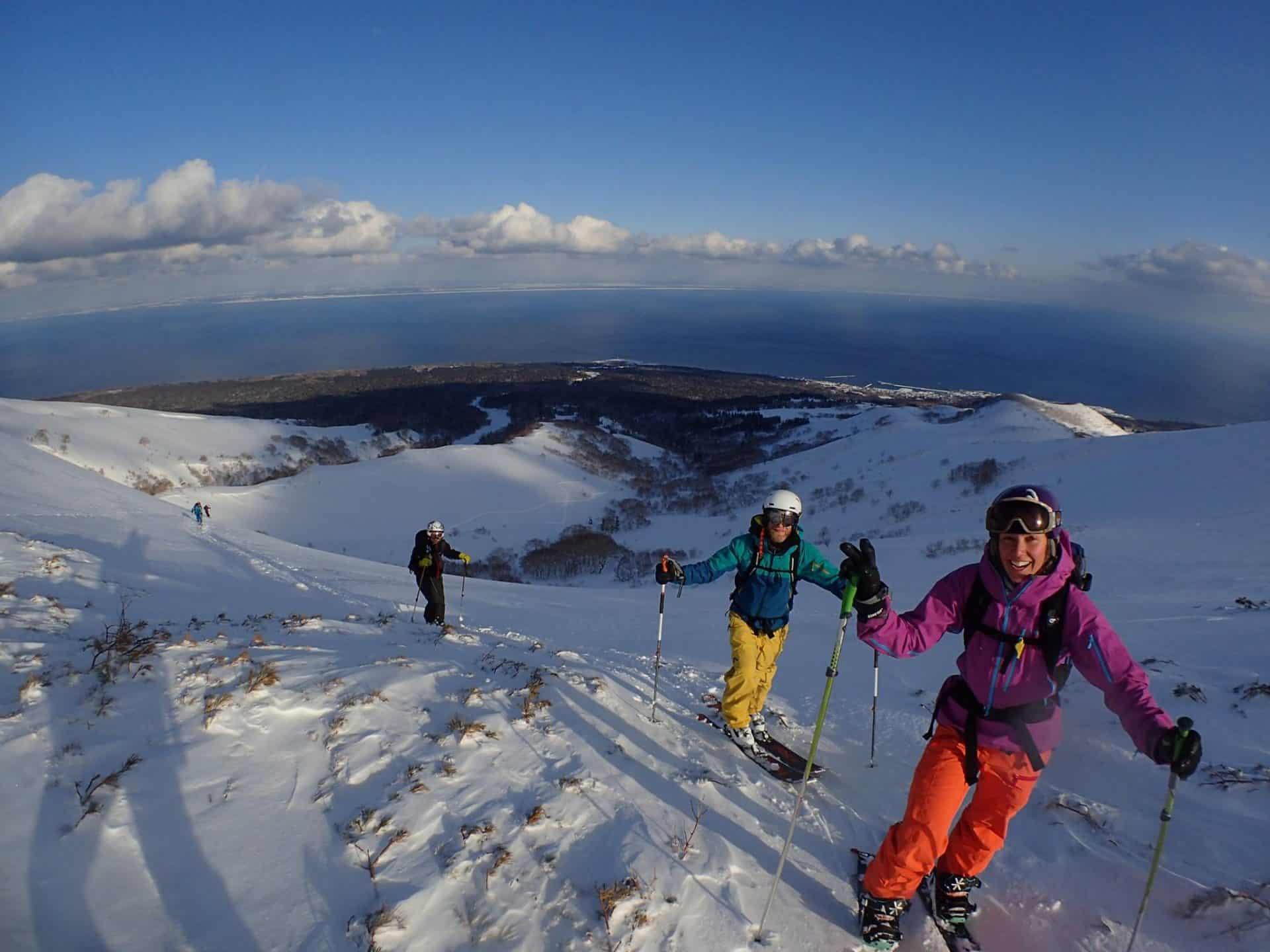 Toshiya Watanabe Jmga Ski Guide 19 Trips Offered