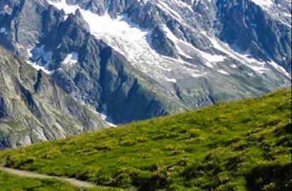 Trail Running Around Mont Blanc 3 Day Trip Uimla Leader