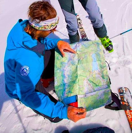 Mitja, IFMGA Mountain Guide from Slovenia