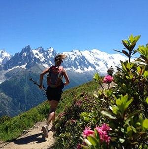 Trail Running in Chamonix