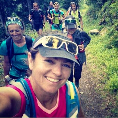 Caroline, UIMLA mountain leader