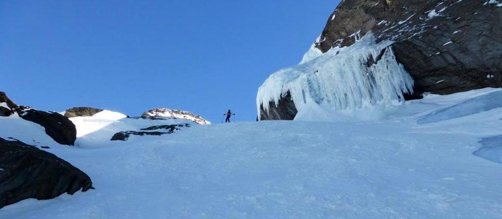 Chamonix Zermatt Ski touring Haute Route