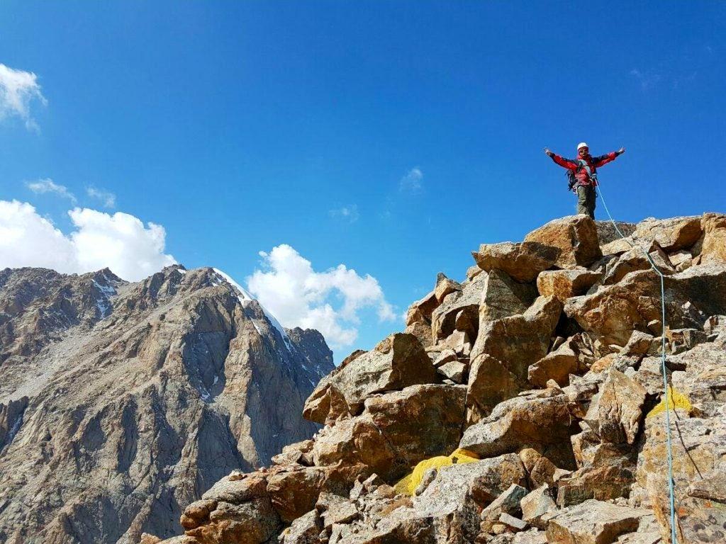 A summit in Kyrgyzstan
