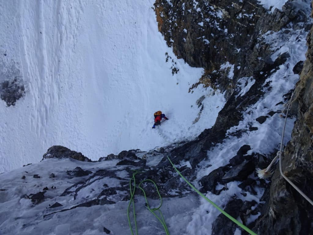 Climbing Eiger North Face With A Guide 2 Day Trip Certified Leader