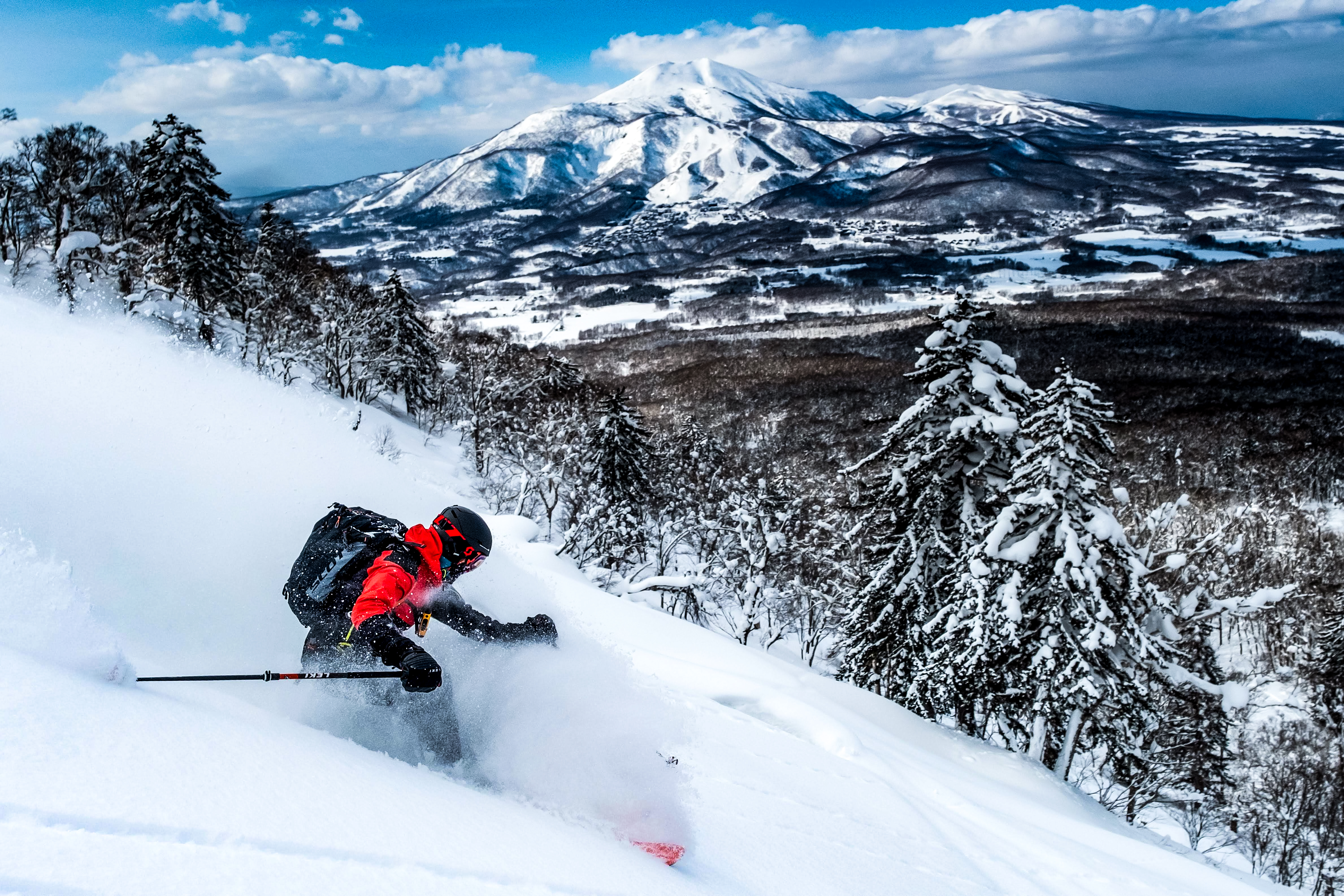 Road Trip And Backcountry Ski Touring In Hokkaido 10 Day Trip Certified Leader