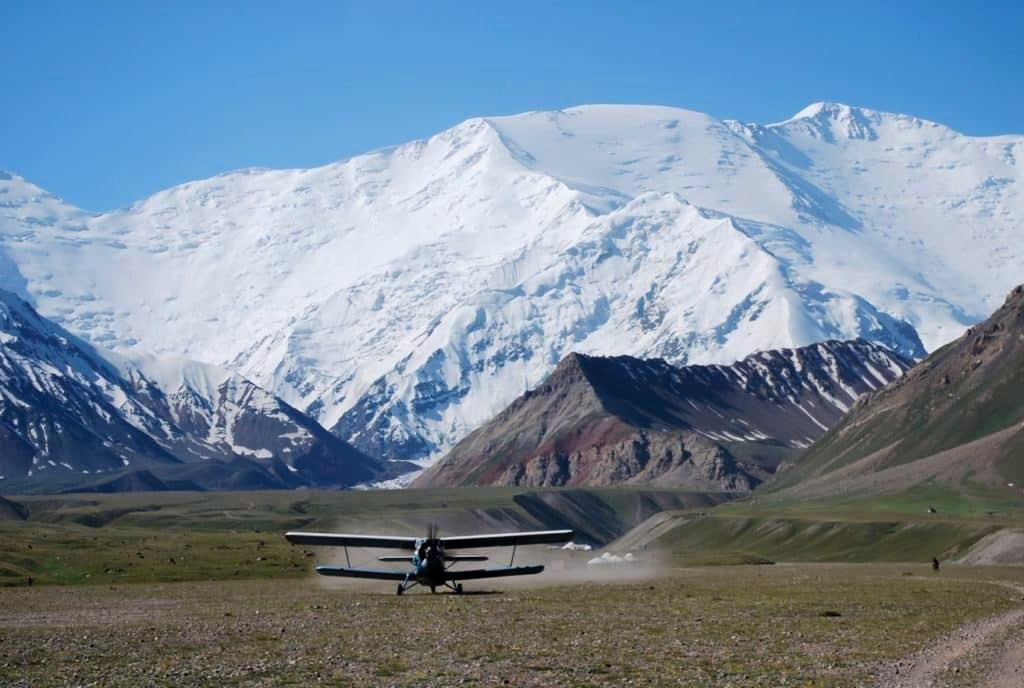 Kyrgyzstan Mountain Activities 1