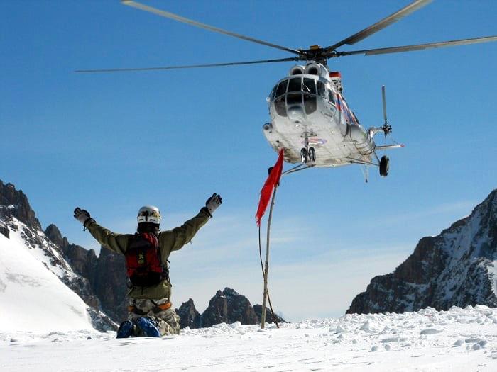 Kyrgyzstan Mountain Activities