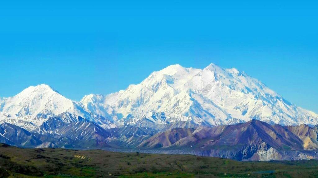 Seven summits Denali