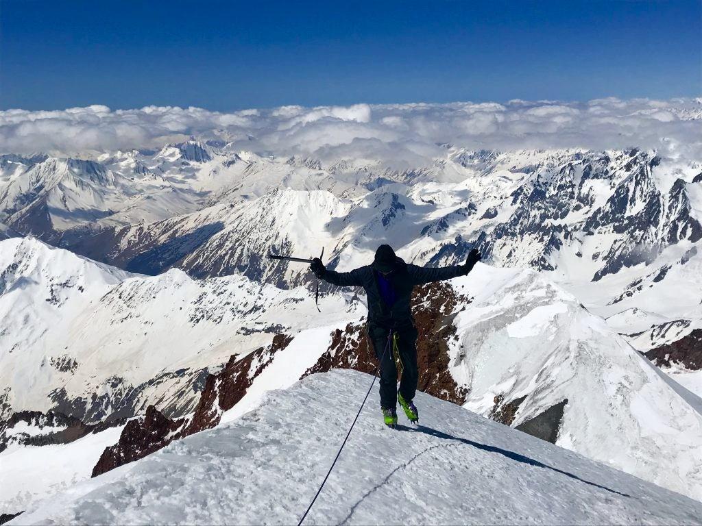 Mount Kazbek- Georgia