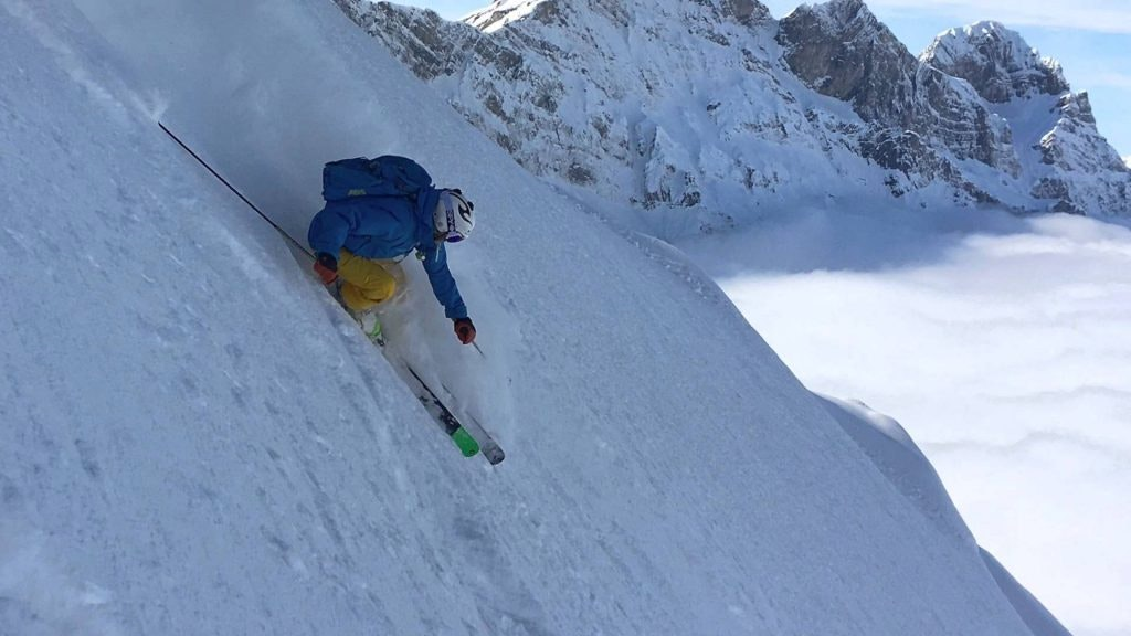 A Guide To Off Piste Skiing In Engelberg Switzerland Explore Share Com