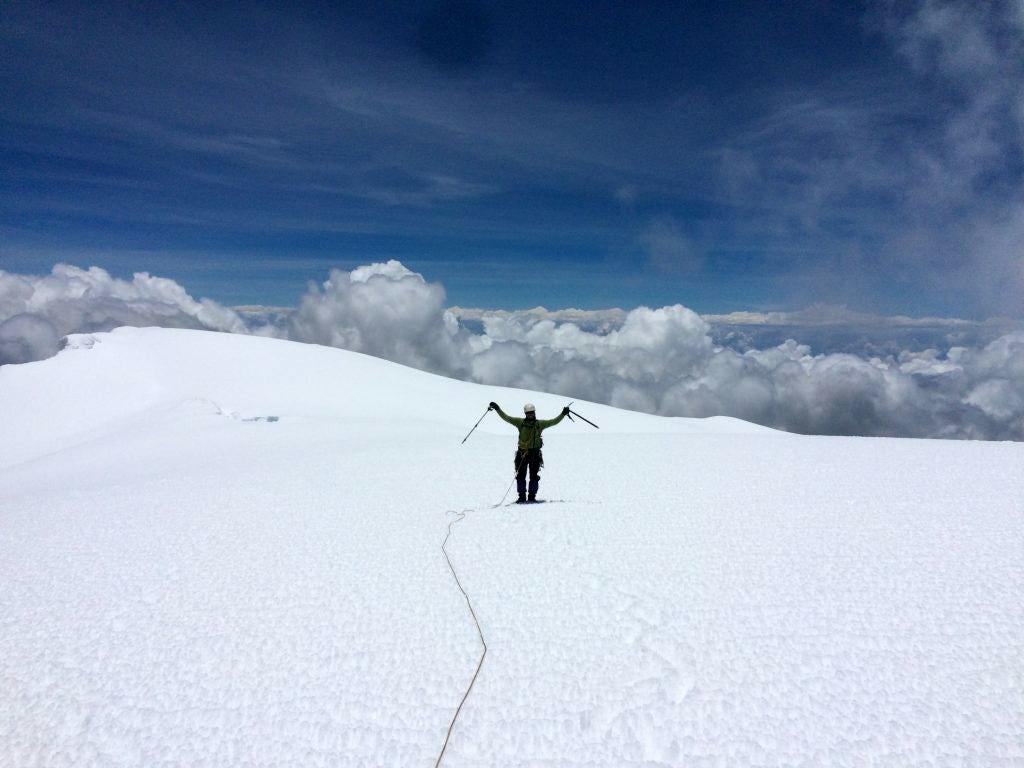 Nevado del Tolima, Colombia