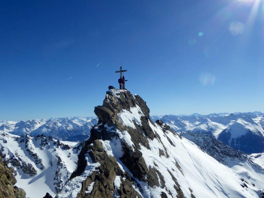 Silvretta Ski Traverse