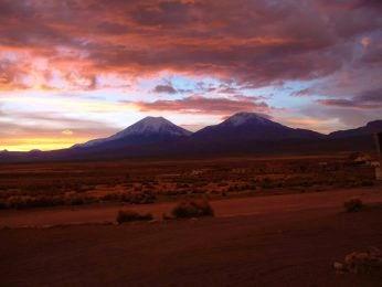 Climbing Nevado Sajama in Bolivia