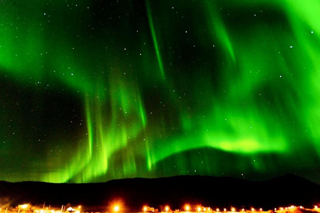 Northern Lights in Uloya