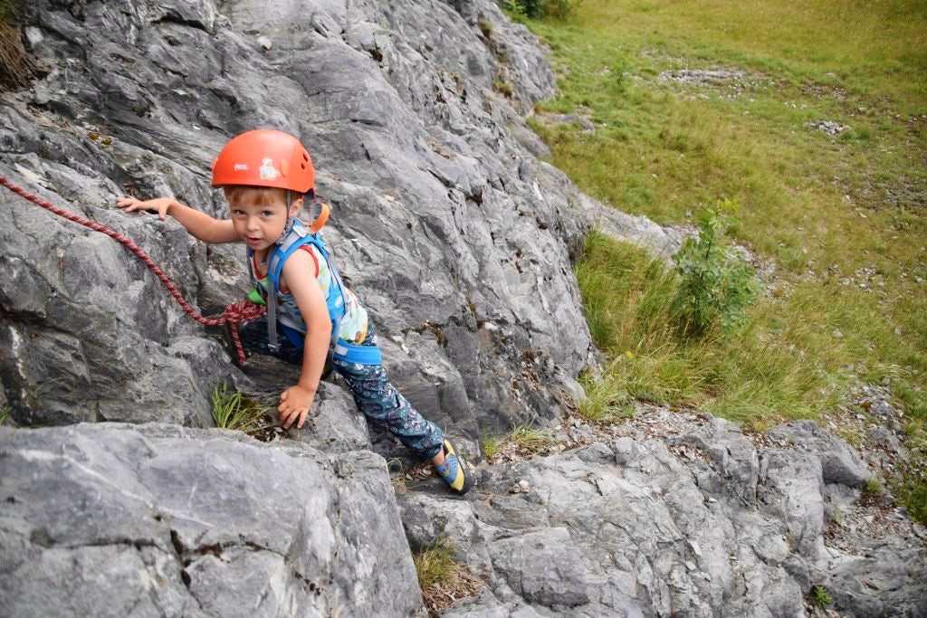 Rock Climbing For Kids When Is The Best Time To Start Explore Share Com