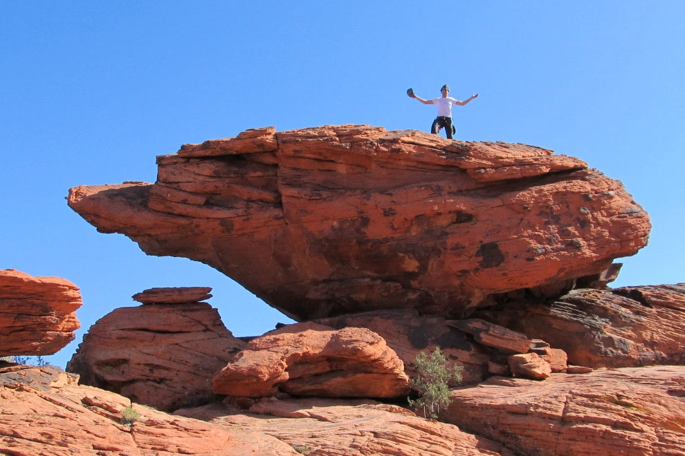rock climbing in the united states