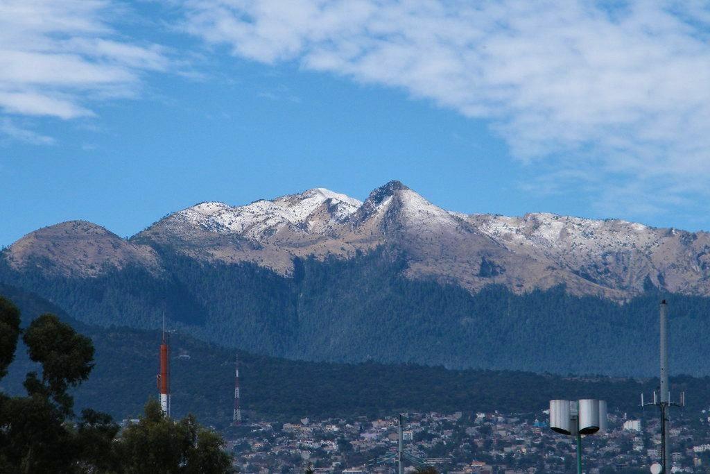 Ajusco volcano, Mexico City