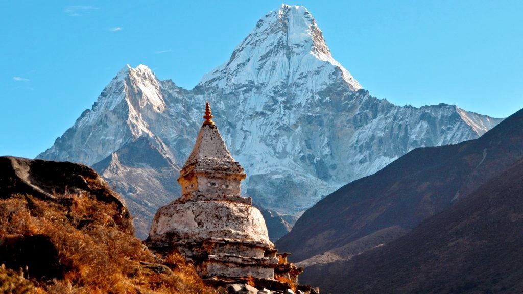 Mountain Climbing trips - Ama Dablam