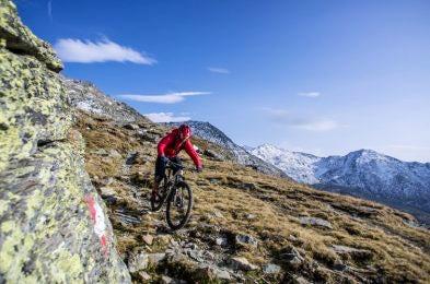 Mountain Biking in Innsbruck