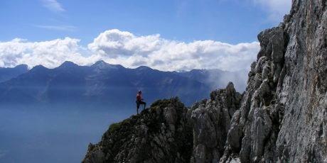 Rock Climbing in Innsbruck